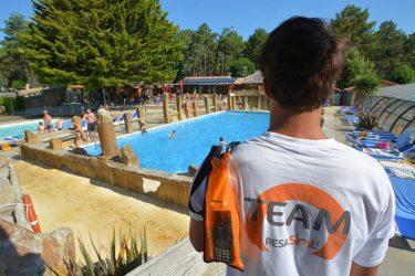 recrutement Surveillant de baignade h/f